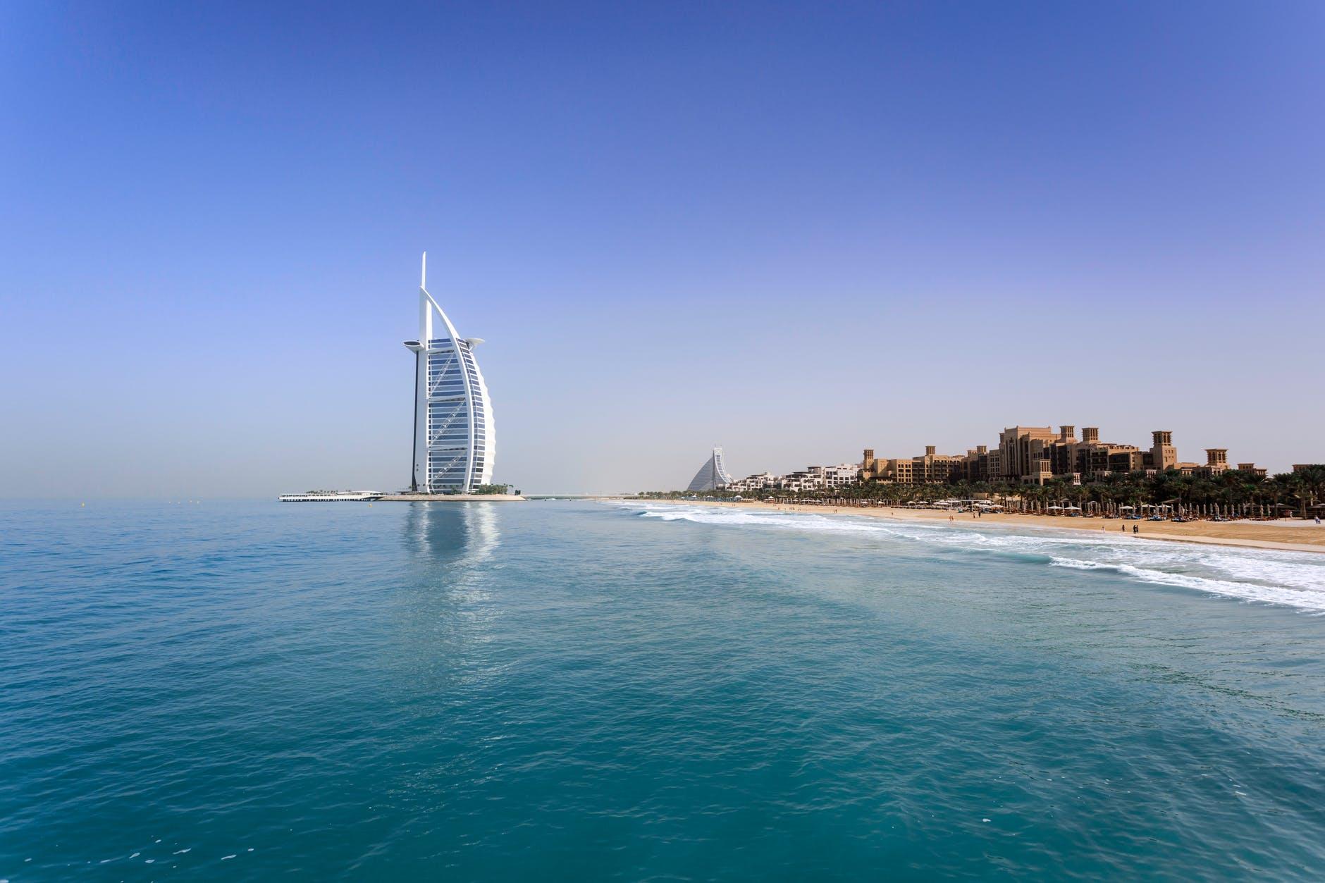Dubai - Beach