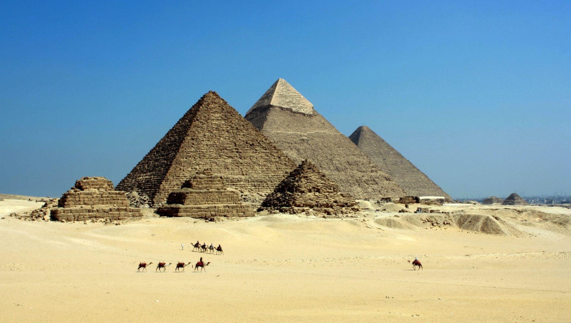 Διακοπές στην Αίγυπτο
