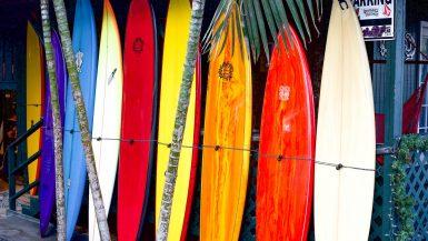 Surfing In Philippines