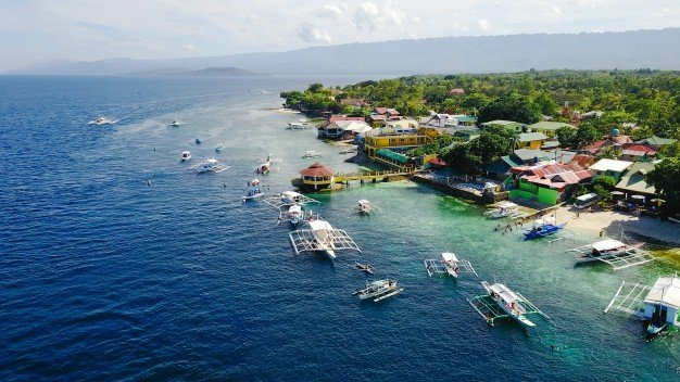philippines island - Trip with Taza