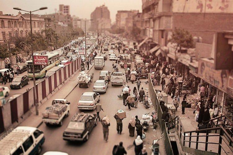 Cairo - Taza Travel