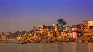Ταξίδι στην Ινδία