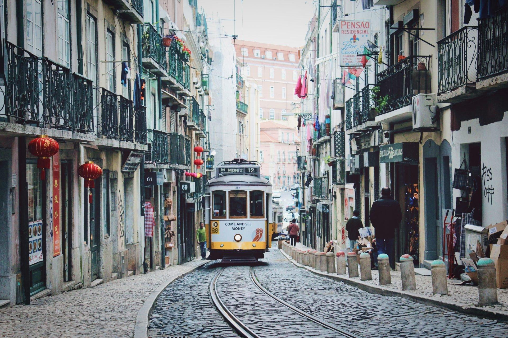 Διακοπές στην Λισαβόνα