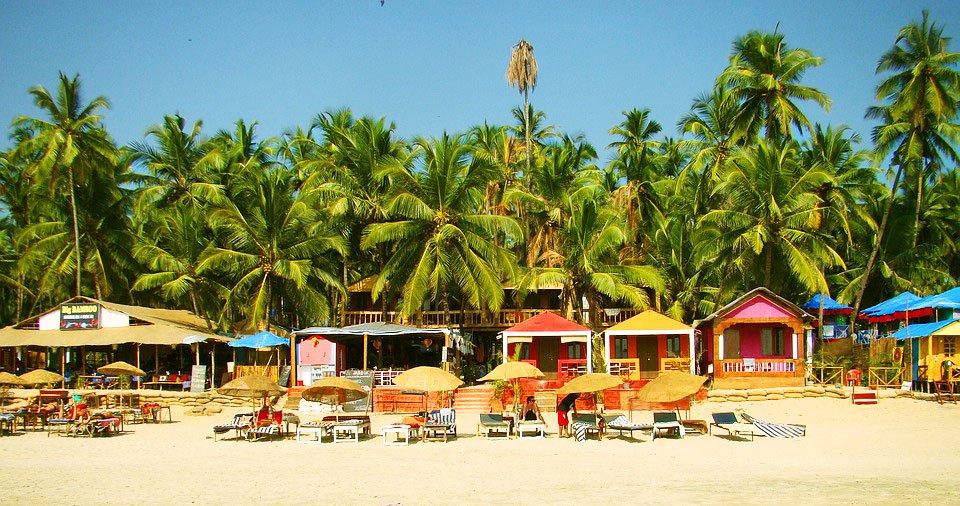 Goa India -Taza