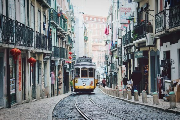 Vacation in Lisbon