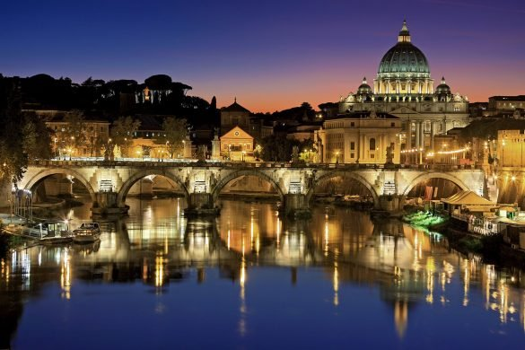 Vacation in Rome