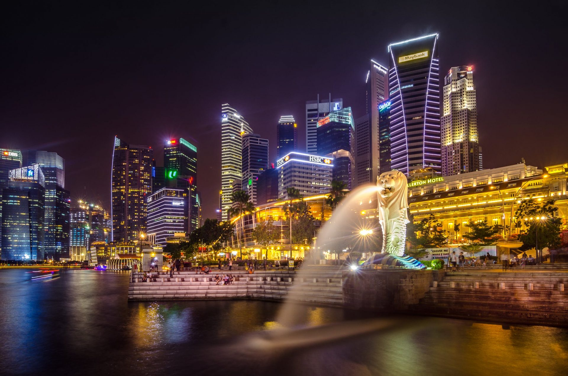Vacation in Singapore  Discover the modern Asian metropolis