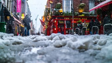 Vacation in Dublin
