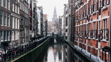 Vacation in Amsterdam