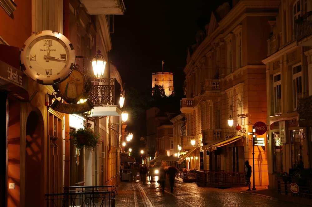 Vacation in Vilnius