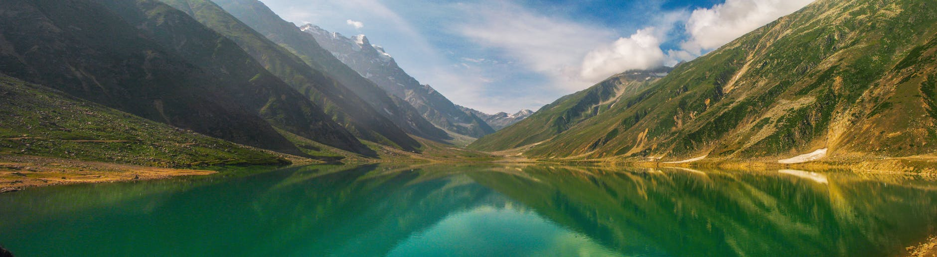 Vacation in Pakistan
