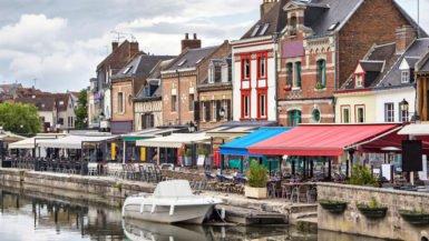 Vacation in Amiens