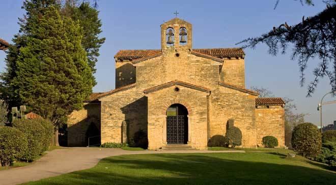 Camino de Santiago Iglesia